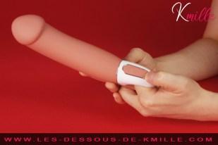 Kmille teste le maitre des vibromasseurs de Satisfyer Vibes.