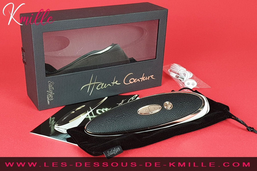 Stimulateur de clitoris Satisfyer Luxury Haute Couture