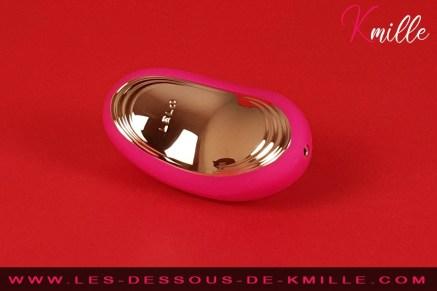 Kmille teste le stimulateur sonique Lelo Sona 2.