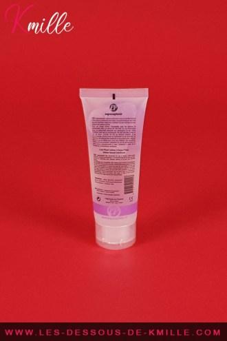 Kmille teste le lubrifiant intime de espaceplaisir.