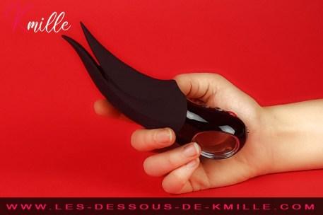 Les cadeaux de Cyllou21 - Le stimulateur Volta Black Line Edition