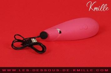 Test du smart stimulateur clitoridien girly de la marque leader du marché.