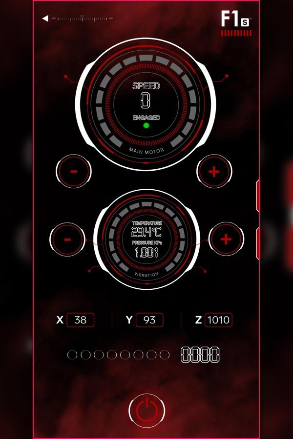 L'application F1s Demo App