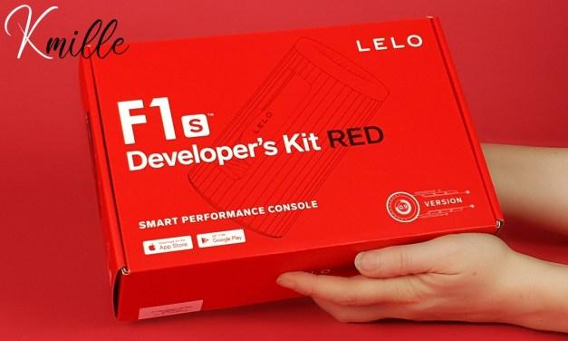 Le masturbateur Lelo F1s Developer's Kit Red, un jouet pour les geeks !
