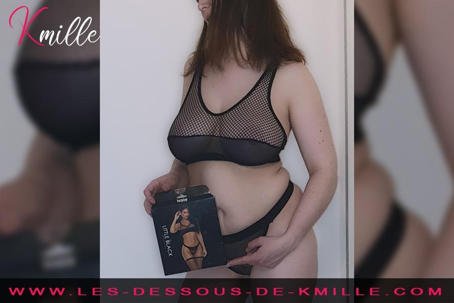 Kmille présente l' ensemble pièces Caught in the Moment, de Forplay.