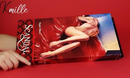 Le drap étanche Scandal Super Sheet, de la marque Calexotics