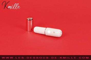 Test d'un bullet élégant et efficace, de la marque Satisfyer.