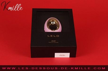 Test d'un bijou intime coquin, de la marque Lelo.