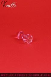 Test d'un plug anal en verre de la collection Icicles, de la marque Pipedream.