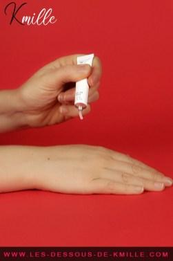 Test d'un baume pour décupler les sensations lors des jeux oraux, de Bijoux Indiscrets.