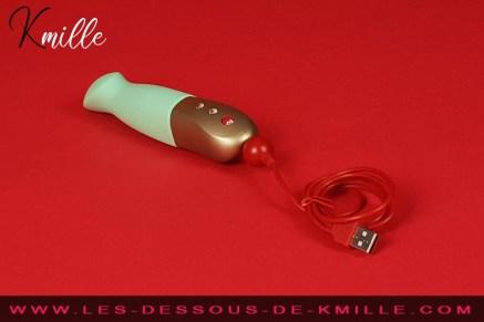 Test d'un pulsateur couteau suisse dédié à nos plaisirs, de Fun Factory.