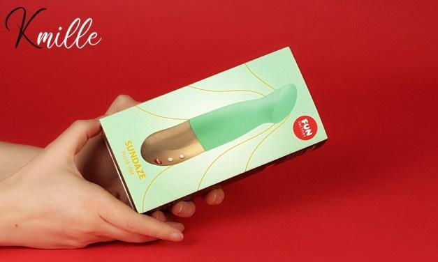 Le vibromasseur pulsateur Sundaze de Fun Factory, le couteau suisse des plaisirs !