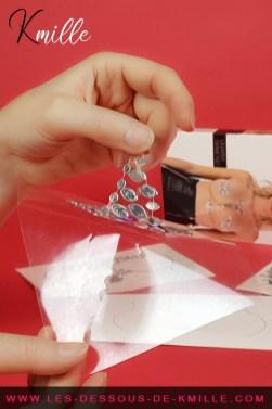 Présentation des bijoux de poitrine et buste, de la marque Livco Corsetti.