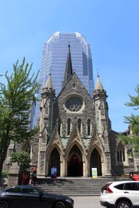 Cathédrale Christ Church de Montréal