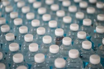 L'aberration de l'industrie de l'eau en bouteille