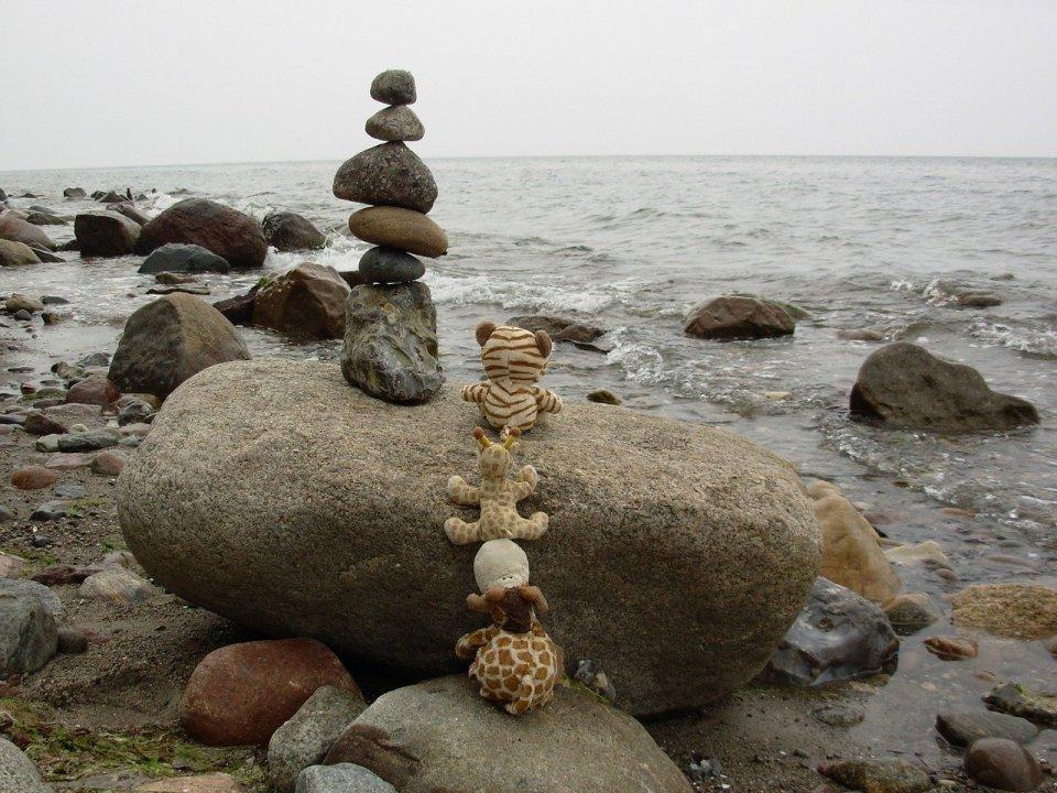 la bienveillance avec ses enfants, être zen