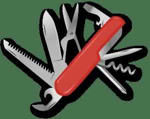 swiss-army-knife-154314_1280