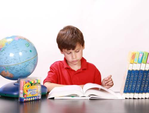 école à la maison : ce que ce n'est pas