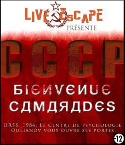 Live Escape Game Grenoble