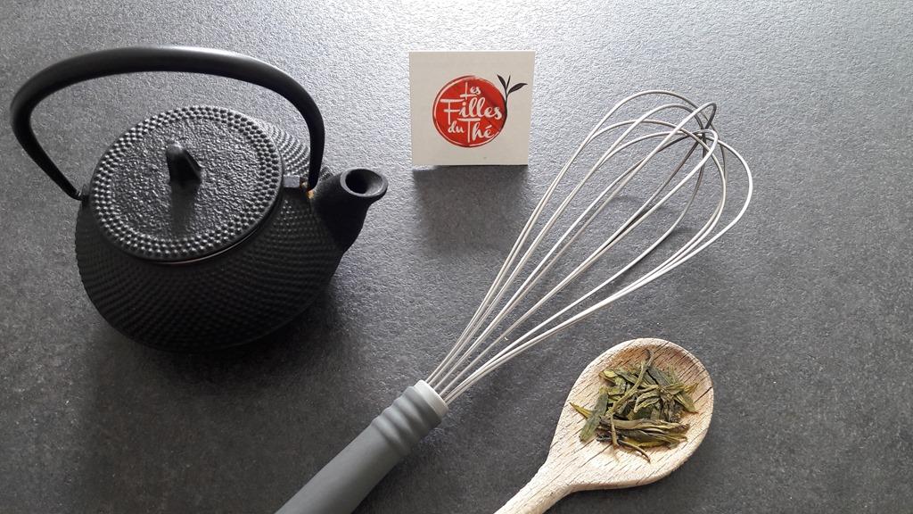 Nouvelle rubrique : Les recettes simples et rapides des Filles du Thé !