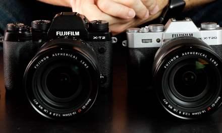 Comparatif Fujifilm X-T2 et X-T20 : Quelles sont les différences ?