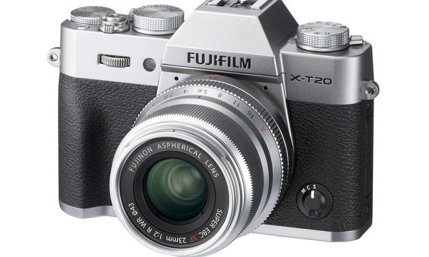 Test Fujifilm X-T20 : Compact & Haute performance