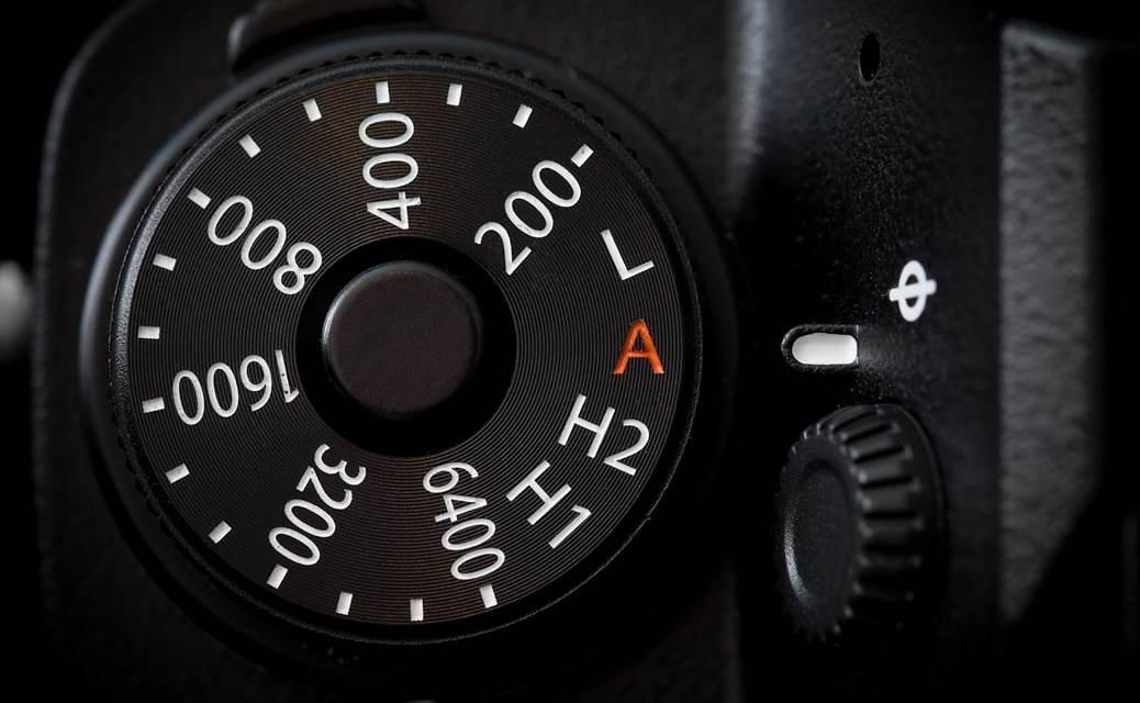Fujifilm X :  ISO étendu, c'est quoi ? Explication !