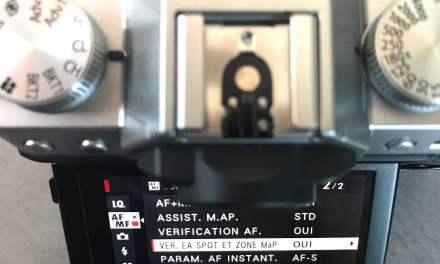 Mesure spot et Collimateur autofocus ou comment ne plus faire la mesure de lumière au centre