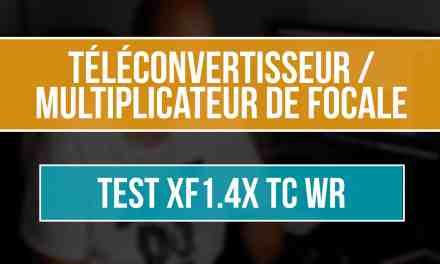 Téléconvertisseur / Multiplicateur de focale : quel impact ? + TEST XF1.4X