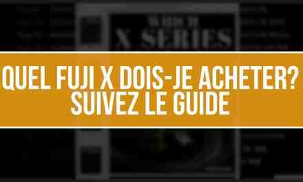 Quel Fuji X acheter ? Suivez le guide by Fujifilm Australia