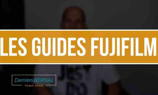 Les guides Fujifilm