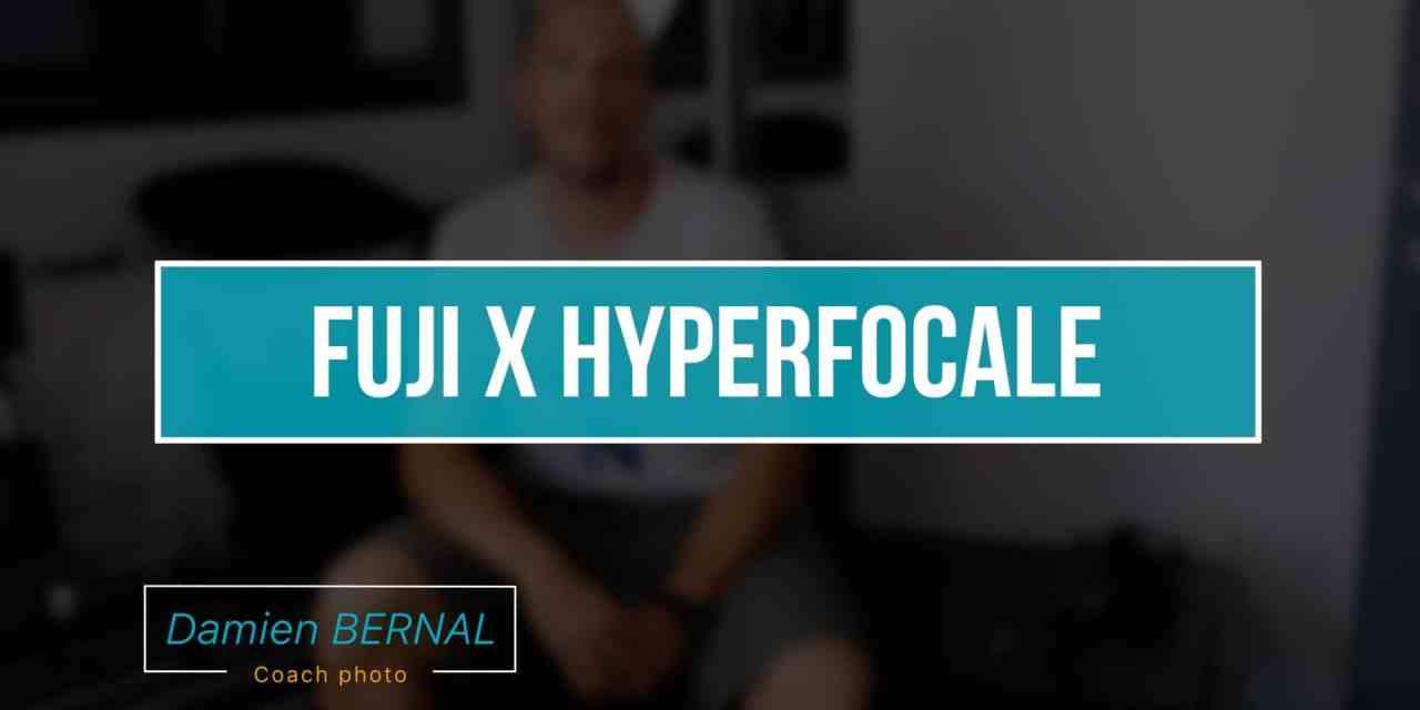 Recherche hyperfocale & Mise au point infini sur les Fuji X
