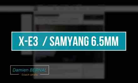 Point X-E3 + Samyang 6.5mm F2