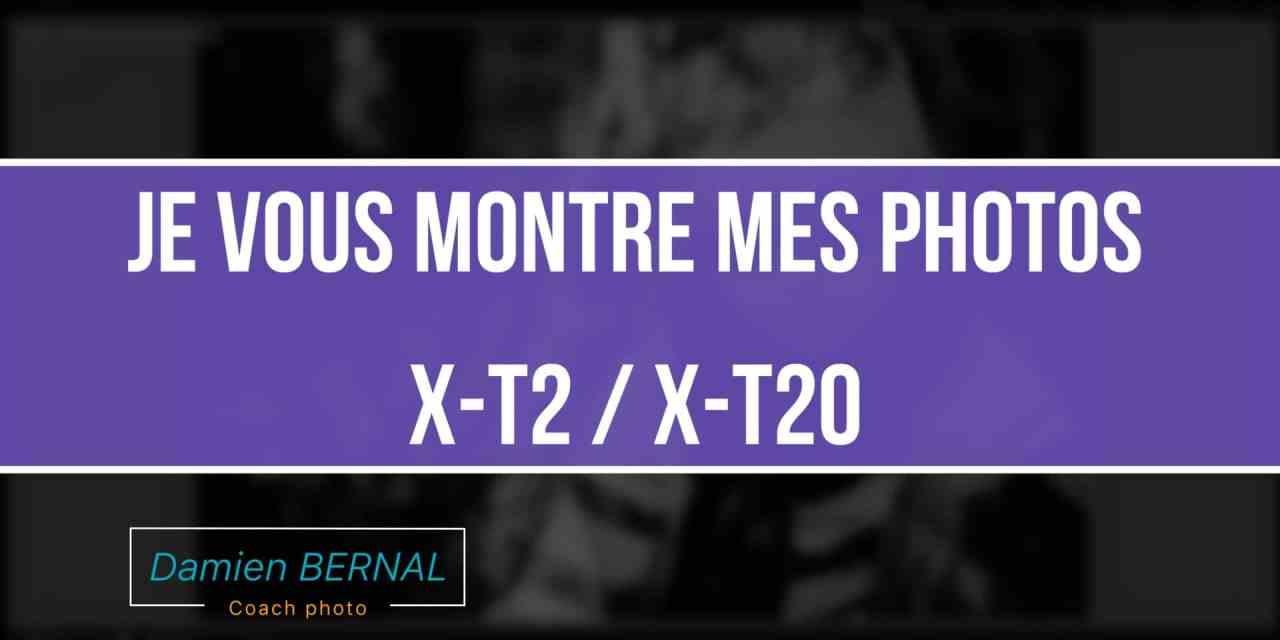 Exemple de photos Fujifilm X-T2 / X-T20