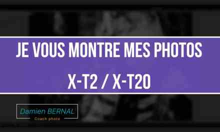 Exemple de photos Fujifilm X-T2 / X-T20