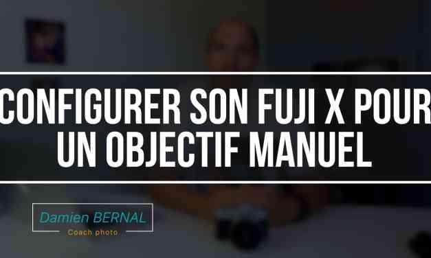 Mettre un objectif non Fuji sur un Fujifilm X