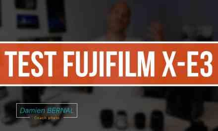 Test Fuji X-E3 + XF23 F2 ou XF18-55