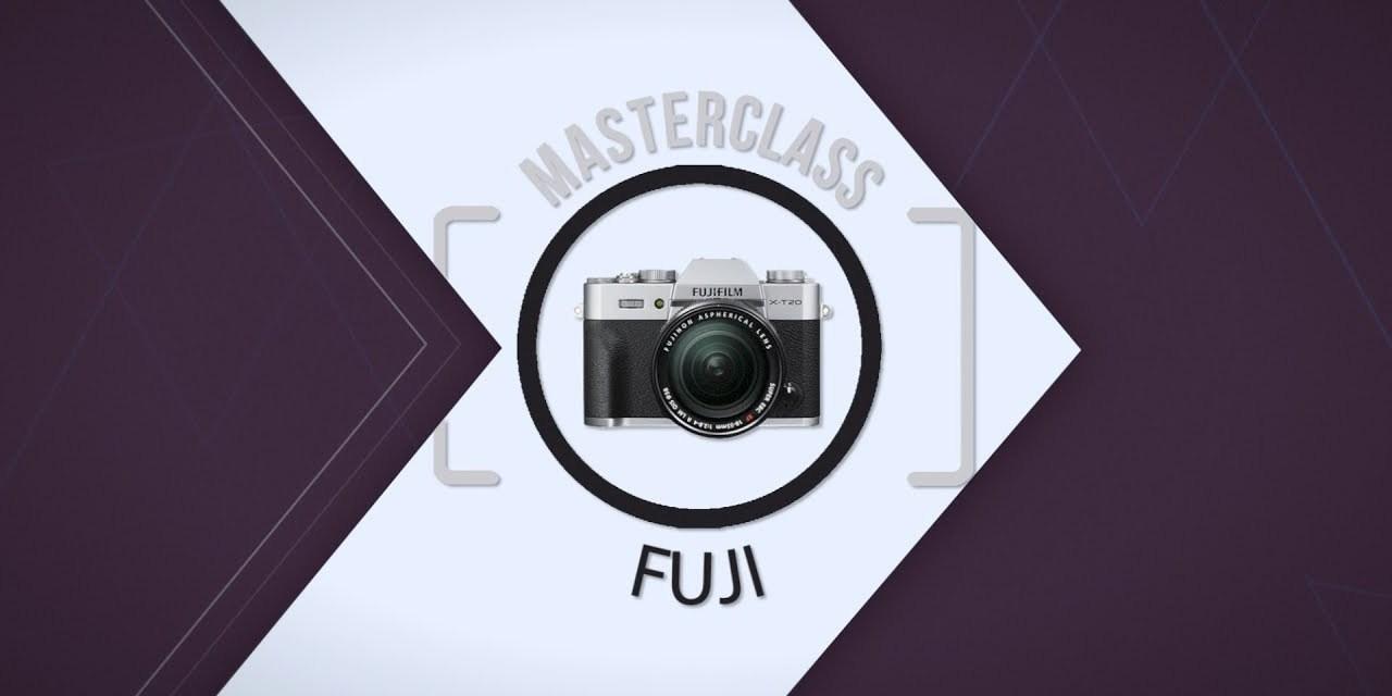 Ouverture Masterclass Fujifilm