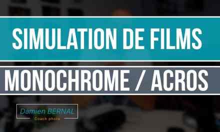 Simulation de films Noir&Blanc