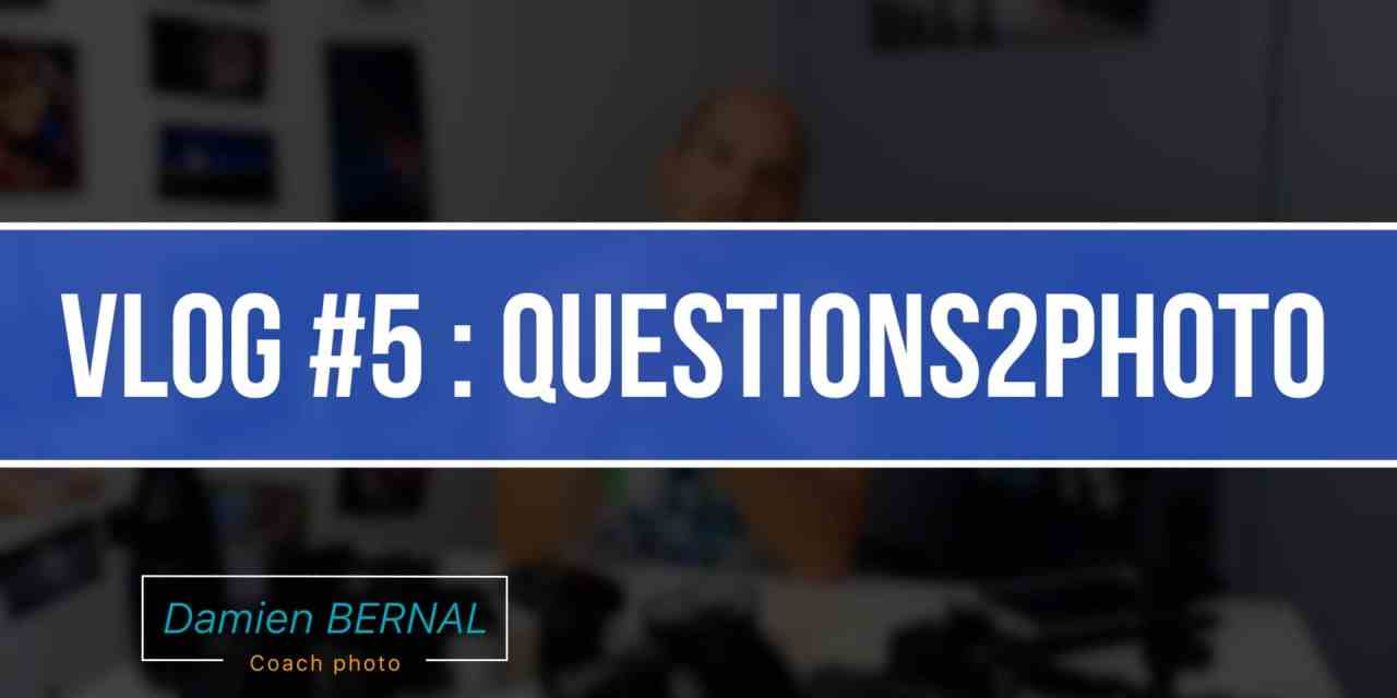 Vlog #5 – Questions2Photo / Firmware update / Black Friday Fuji / Interview