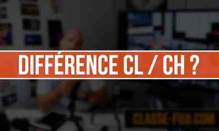 Différence Rafale CH / CL sur Fuji X ?