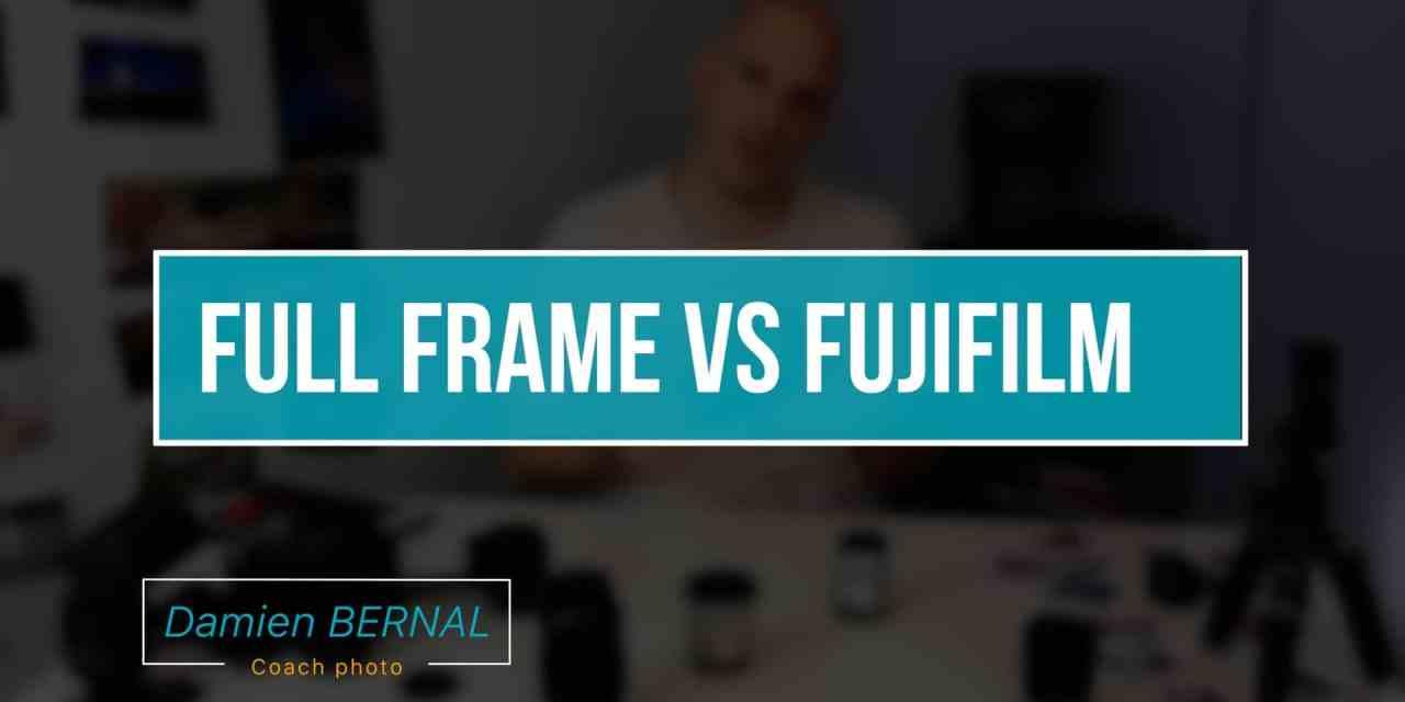Comparatif Fuji vs Full frame (plein format) pour le bruit ISO ?
