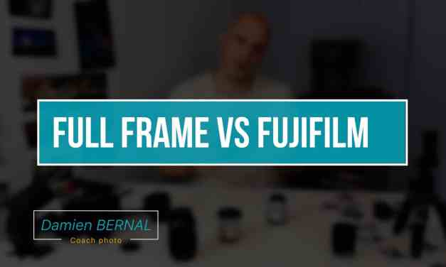 Comparatif Fujifilm X vs Full frame (plein format) pour le bruit ISO ?