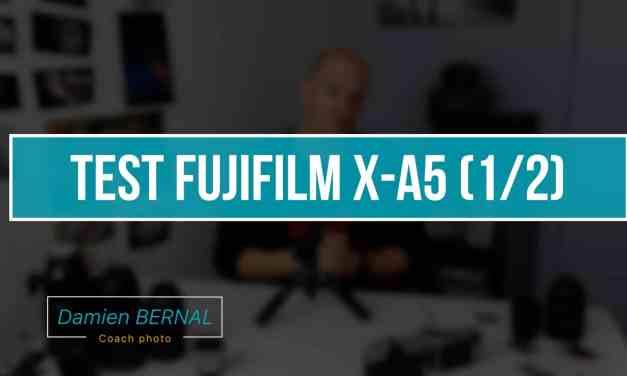 Test Fujifilm X-A5 : le nouvel hybride pas cher non X-Trans
