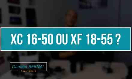 Comparatif Fujifilm XC 16-50 ou XF 18-55 ? Quel kit choisir ?