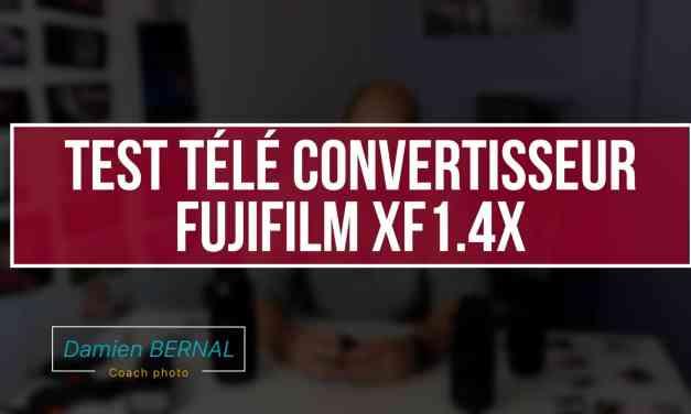 Test téléconvertisseur Fujifilm XF1.4x