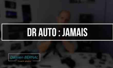 A VERIFIER – DR AUTO sur Fujifilm – JAMAIS