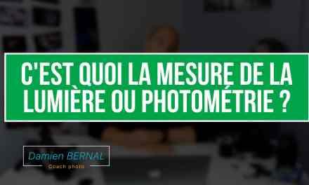 Photométrie : A quoi ça sert ? Comment l'utiliser ?