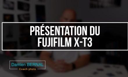 Présentation du Fujifilm X-T3