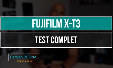 Fujifilm X-T3 : Test complet